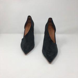 Elizabeth & James E-Send Charcoal Pointed Wedges